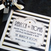 Deco Invitation